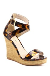 Diba Ocean Shore Wedge Sandal Brown