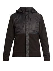 The North Face Red Label Denali Mid Layer Zip Through Jacket Black