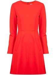 Diane Von Furstenberg Dvf Structured Dress