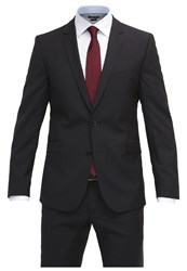 Strellson Premium Lallen Mercer Slim Fit Suit Black