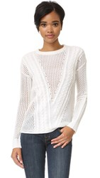 Paige Armory Sweater Ivory