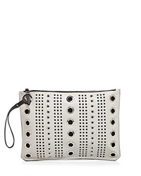 Etienne Aigner Medium Eva Clutch Cement