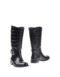 Martin Clay Boots Black
