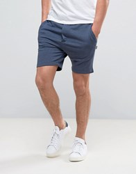 Jack And Jones Originals Original Drawstring Sweat Shorts Navy Blazer Melange