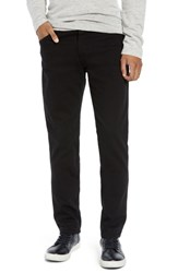 Raleigh Denim Martin Skinny Fit Jeans Black