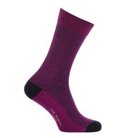 Ted Baker Round Fil Coupe Socks One Size Purple
