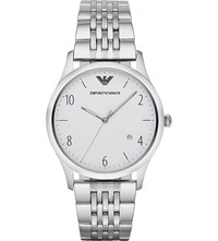 Emporio Armani Ar1867 Stainless Steel Watch Silver