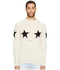 Marc Jacobs Star Sweater Natural