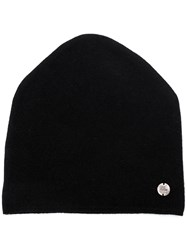 Lost And Found Ria Dunn Logo Plaque Hat Black