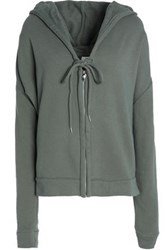 Mikoh Long Sleeved Army Green