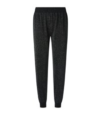 Wolford Lurex Knit Trousers Female Multi