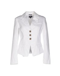 Trussardi Jeans Suits And Jackets Blazers Women White