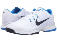 Nike Air Zoom Ultra White Photo Blue Obsidian Men's Tennis Shoes