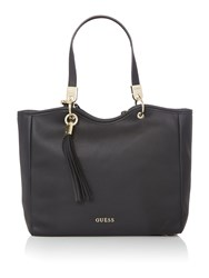 Guess Desire Tote Bag Black