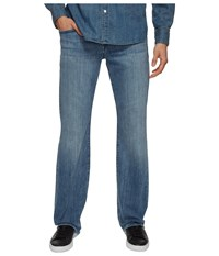 7 For All Mankind Luxe Performance Brett Bootcut In Gratitude Gratitude Men's Jeans Navy