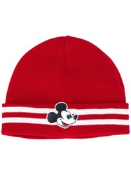 Gcds Mickey Mouse Beanie Red