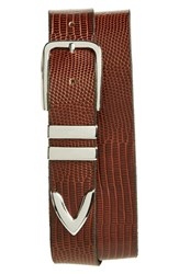 Men's Remo Tulliani 'Andre' Leather Belt