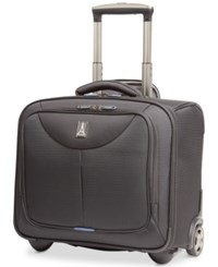 Travelpro Walkabout 2 Rolling Tote Only At Macy's Black