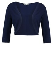Hobbs Carrie Cardigan French Navy Dark Blue