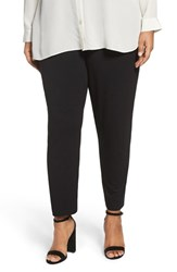 Eileen Fisher Plus Size Women's Slouchy Slim Jersey Ankle Pants