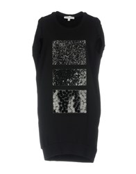 Io Ivana Omazic Short Dresses Black