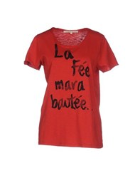 La Fee Maraboutee Topwear T Shirts Women