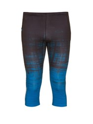 Peak Performance Lavvu Performance Cropped Leggings Black Multi