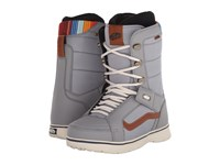 Vans Hi Standard '16 Gray Antique Men's Cold Weather Boots