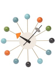 Vitra Ball Clock Multicolor