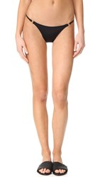 Solid And Striped The Tilda Bikini Bottoms Black