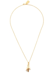 Kelly Wearstler Saint's Hand Pendant Necklace