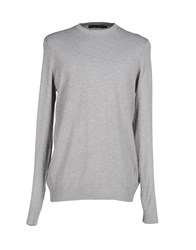 Calvin Klein Jeans Knitwear Jumpers Men Light Grey