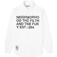 Neighborhood Design 1 Shirt White