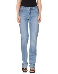 Blumarine Denim Denim Trousers Women Blue