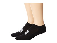 Quiksilver Legacy Ankle 5 Pair Pack Black Men's No Show Socks Shoes