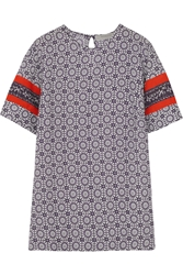 Preen Line Inas Printed Cady Top