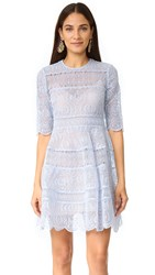 Zimmermann Adorn Embroidered Mini Bell Dress Jasmine