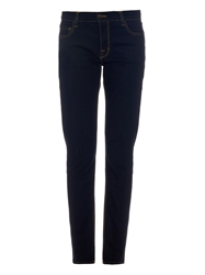 Tomas Maier Straight Leg Cropped Jeans