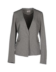 Twenty Easy By Kaos Blazers Grey