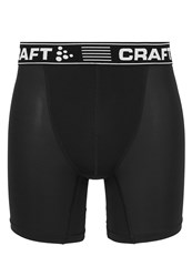 Craft Greatness Shorts Black White