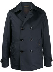 Moorer Double Breasted Coat 60