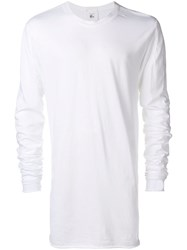 Lost And Found Rooms Long Sleeve T Shirt White