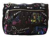 Le Sport Sac Everyday Cosmetic Case Wonderland Cosmetic Case Blue