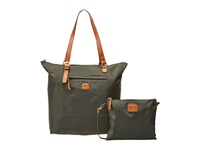 Bric's Milano X Bag Sportina Grande Shopper Olive Tote Handbags