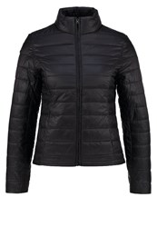 Stefanel Light Jacket Black