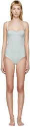 Prism Blue St. Barts One Piece Swimsuit