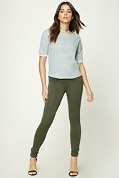 Forever 21 Low Rise Skinny Pants