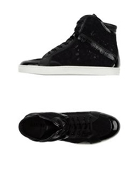 Bikkembergs High Tops And Trainers Black