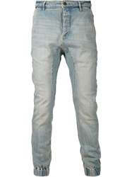 Zanerobe Fitted Jeans White