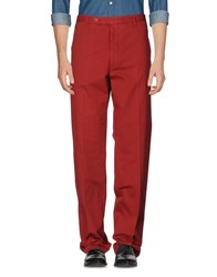 Rotasport Trousers Casual Trousers Brick Red
